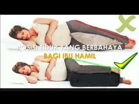 Posisi Tidur Ibu Hamil Menjelang Persalinan Jakarta News